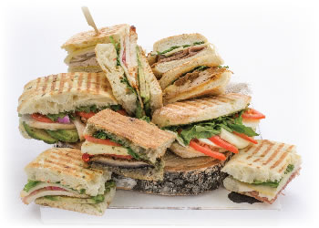 how to make catering sandwiches